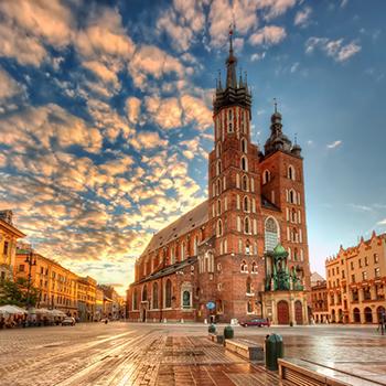 Wadovice, Oswiencim, Krakow, Wieliczka