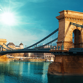 Budapešť, zájazd