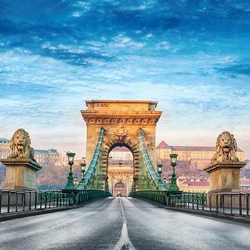 Budapešť, poznávací zájazd, historické pamiatky
