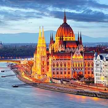 Maďarsko, Budapešť, poznávací zájazd
